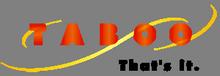 taboologo300-104Taboo_logo_220
